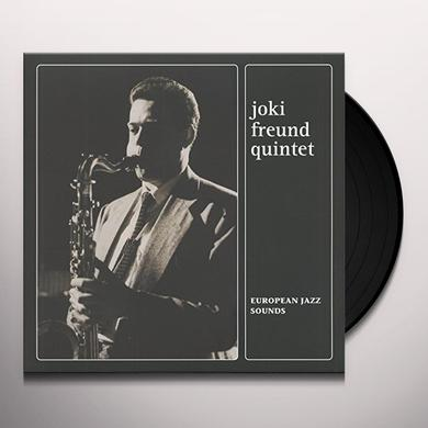 Joki Freund Quintet EUROPEAN JAZZ SOUNDS Vinyl Record