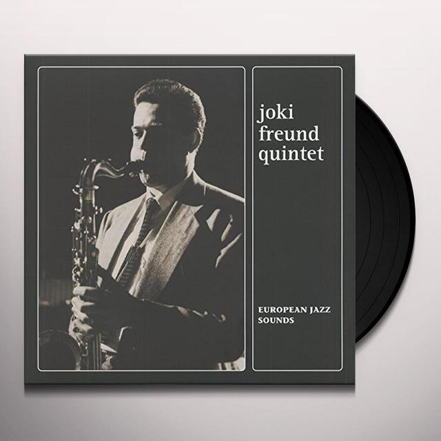 Joki Freund Quintet EUROPEAN JAZZ SOUNDS Vinyl Record - Limited Edition