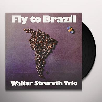 Walter Strerath Trio FLY TO BRAZIL Vinyl Record - Limited Edition
