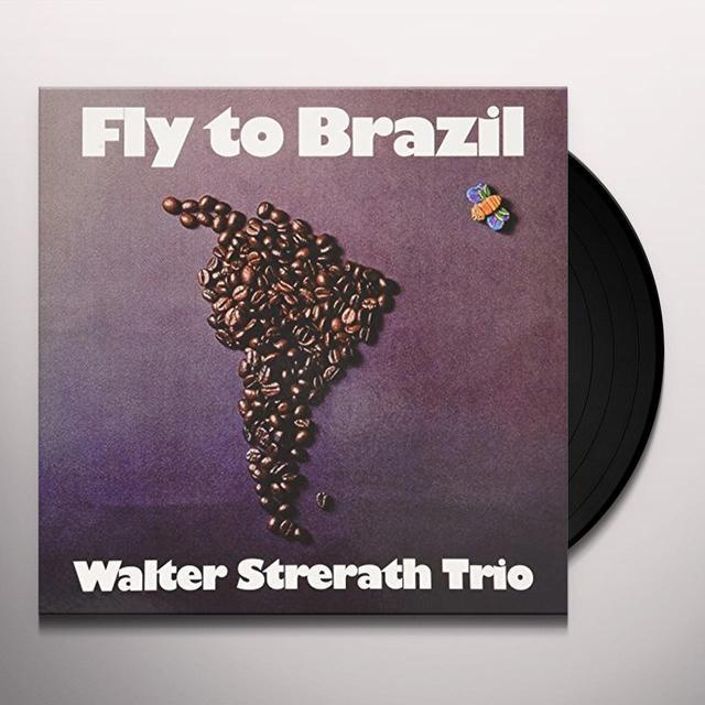 Walter Strerath Trio FLY TO BRAZIL Vinyl Record