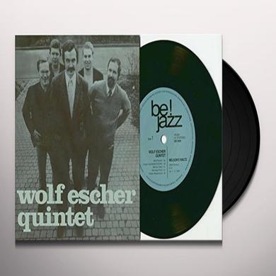 Wolf Escher Quintet NELSON'S WALTZ Vinyl Record