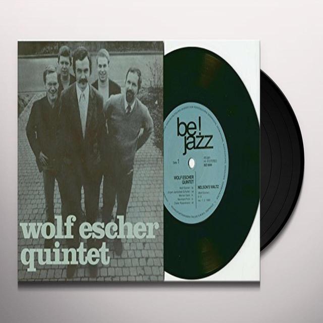 Wolf Escher Quintet NELSON'S WALTZ Vinyl Record - Limited Edition