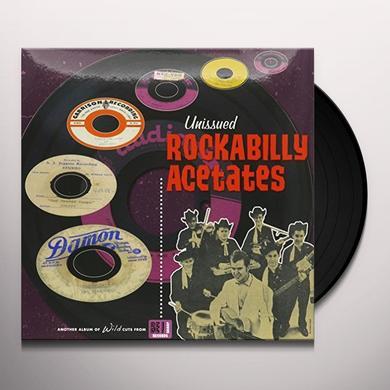 UNISSUED ROCKABILLY ACETATES / VARIOUS (LTD) UNISSUED ROCKABILLY ACETATES / VARIOUS Vinyl Record - Limited Edition