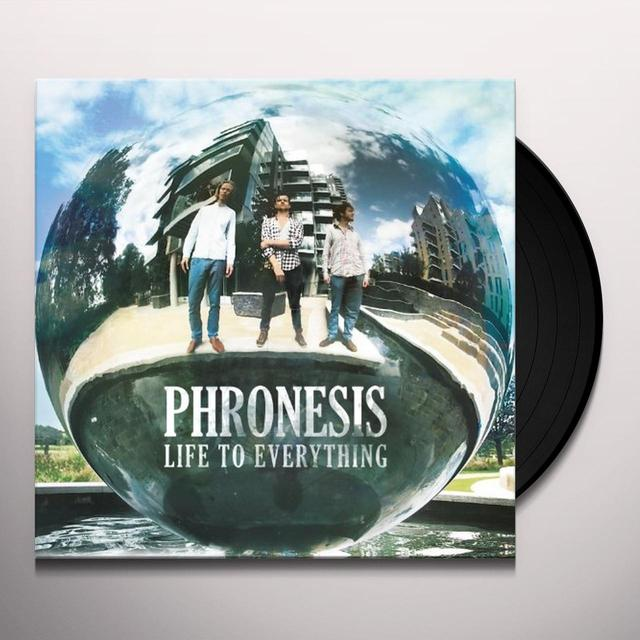 Phronesis LIFE TO EVERYTHING Vinyl Record - Digital Download Included