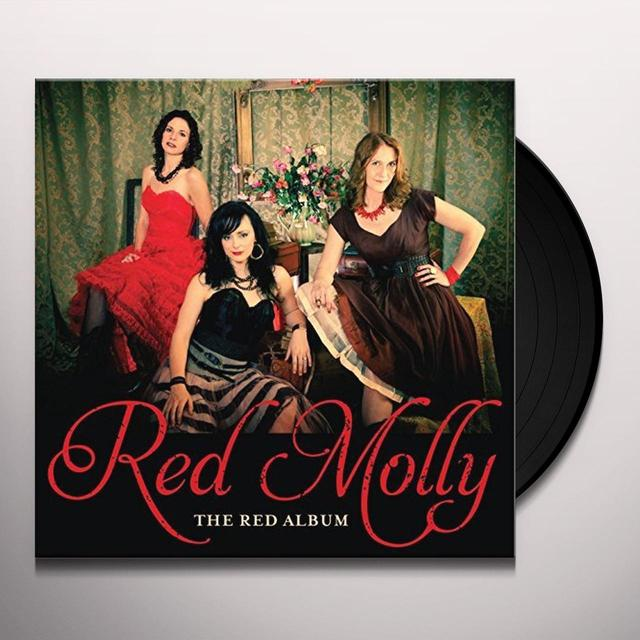 Red Molly RED ALBUM Vinyl Record
