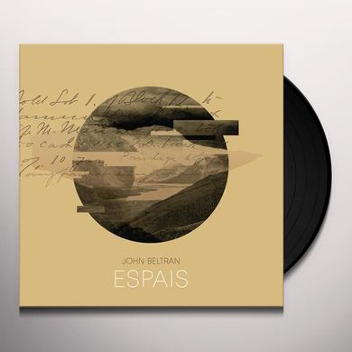 John Beltran ESPAIS Vinyl Record