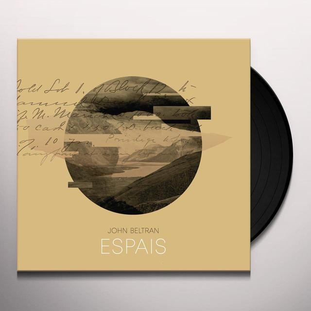 John Beltran ESPAIS Vinyl Record