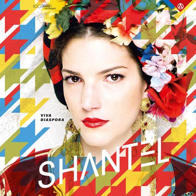 Shantel VIVA DIASPORA Vinyl Record - w/CD