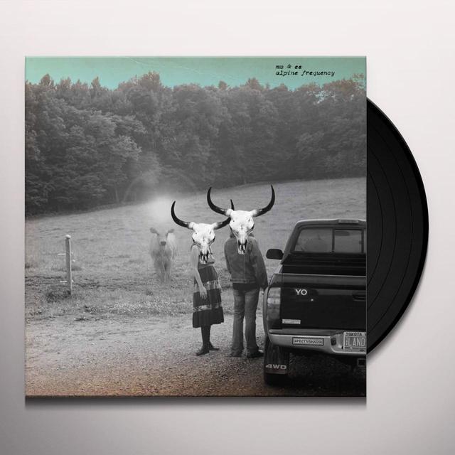 Mv & Ee ALPINE FREQUENCY Vinyl Record
