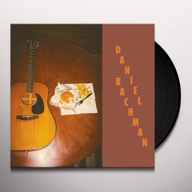 Daniel Bachman MISCELLANEOUS EPHEMERA AND OTHER BULLSHIT Vinyl Record