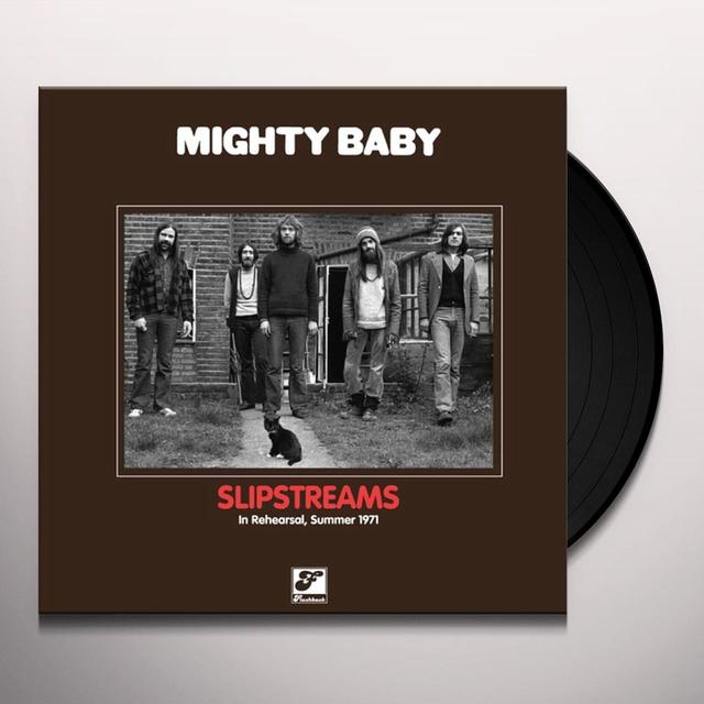 Mighty Baby SLIPSTREAMS (WSV) Vinyl Record