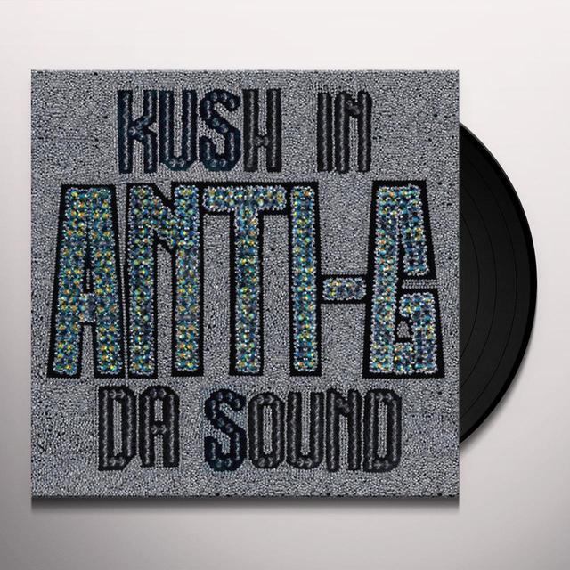 ANTI-G KUSH IN DA SOUND Vinyl Record