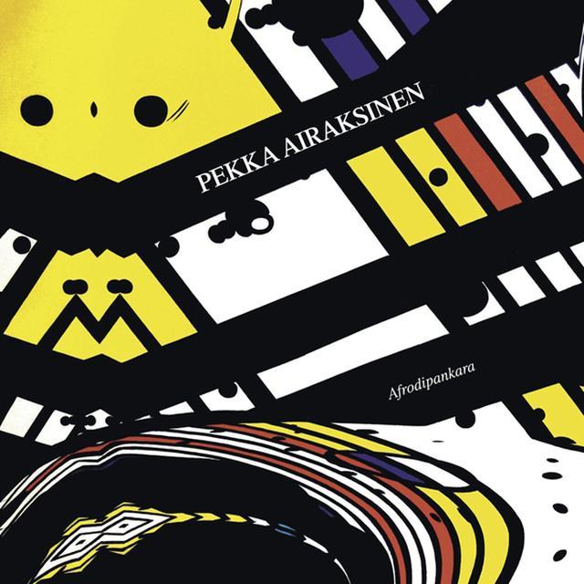 Pekka Airaksinen AFRODIPANKARA Vinyl Record