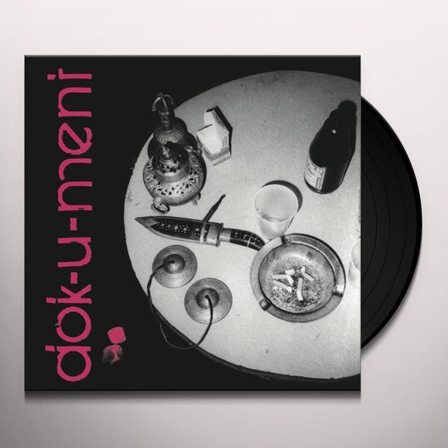 DOK-U-MENT KUM DE PROFUNDIS 1982-1984 Vinyl Record