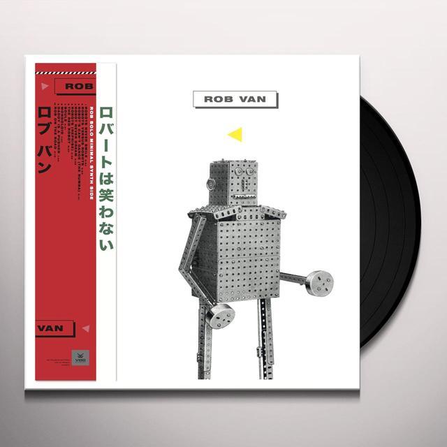 Rob Van / Mental ROB VAN / (HEAVY) MENTAL Vinyl Record