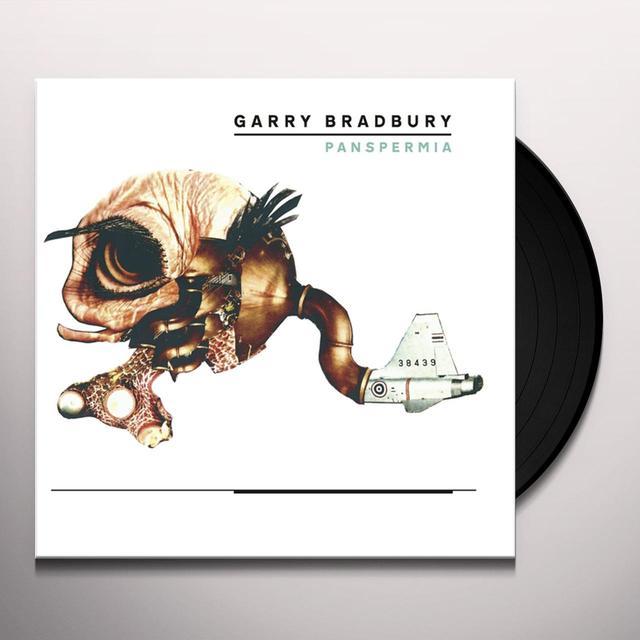 Garry Bradbury PANSPERMIA (WSV) Vinyl Record