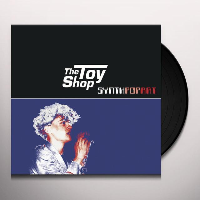TOY SHOP SYNTH POP ART (WSV) Vinyl Record