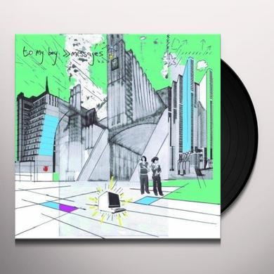 To My Boy MESSAGES Vinyl Record - UK Import
