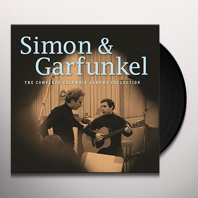 Simon & Garfunkel COMPLETE COLUMBIA COLLECTION BOX Vinyl Record - Holland Import