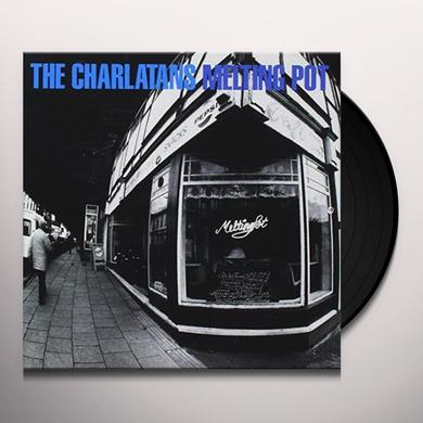 Charlatans UK MELTING POT Vinyl Record - UK Import