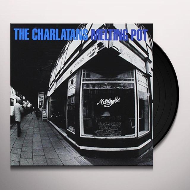 Charlatans UK MELTING POT Vinyl Record