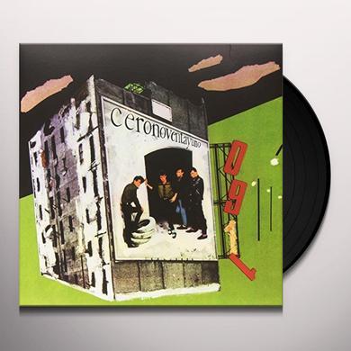 91 CEMENTERIO DE AUTOMOVILES Vinyl Record