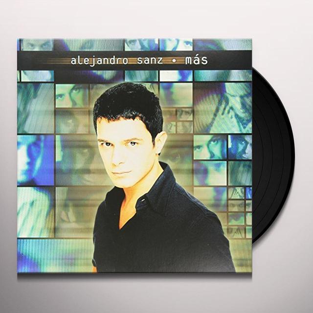 Alejandro Sanz MAS Vinyl Record
