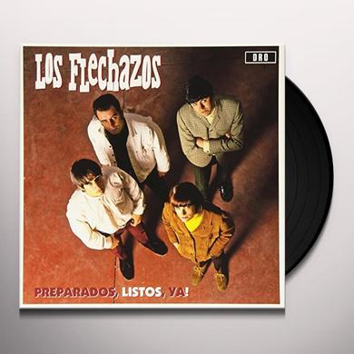 LOS FLECHAZOS PREPARADOS: LISTOS/YA Vinyl Record