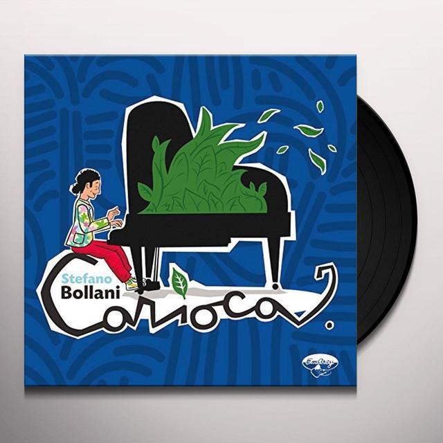 Stefano Bollani CARIOCA Vinyl Record - Italy Import