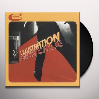 King Of Woolworths ILLUSTRATION MUSICALE Vinyl Record