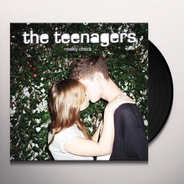 Teenagers REALITY CHECK Vinyl Record - UK Import