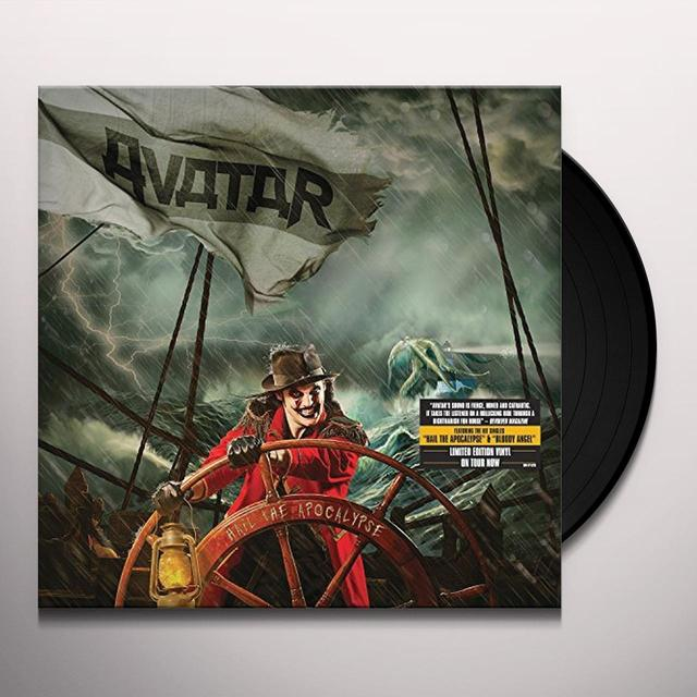 Avatar HAIL THE APOCALYPSE Vinyl Record