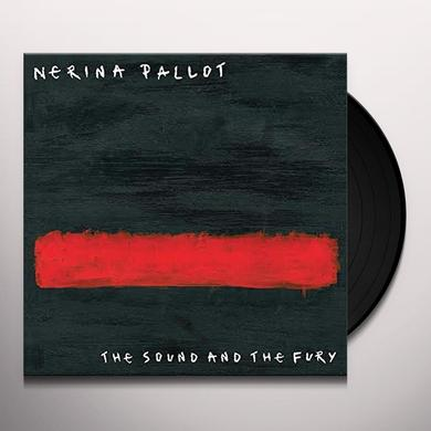 Nerina Pallot SOUND & THE FURY Vinyl Record