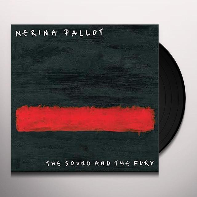 Nerina Pallot SOUND & THE FURY Vinyl Record - UK Import