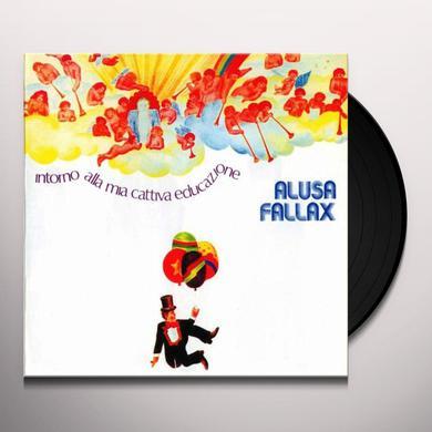 Alusa Fallax INTORNO ALLA MIA CATTIVA Vinyl Record
