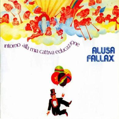 Alusa Fallax INTORNO ALLA MIA CATTIVA Vinyl Record - Italy Import