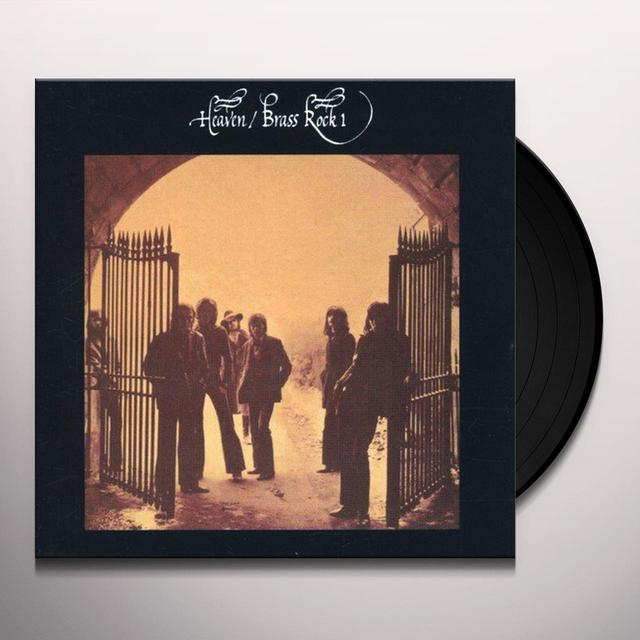Heaven BRASS ROCK 1 Vinyl Record