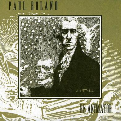 Paul Roland RE-ANIMATOR Vinyl Record
