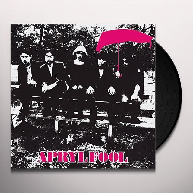 APRYL FOOL Vinyl Record - Italy Import