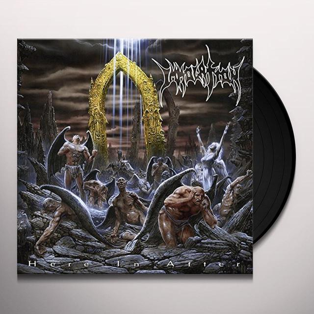 Immolation HERE IN AFTER Vinyl Record - UK Import
