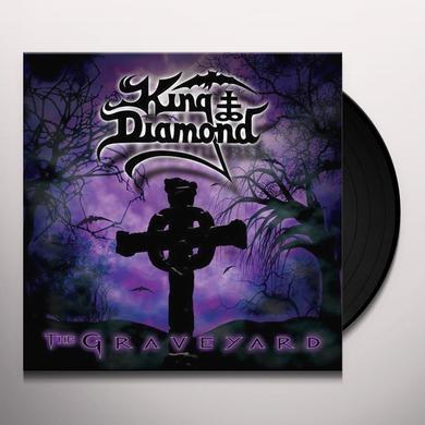 King Diamond GRAVEYARD Vinyl Record - UK Import