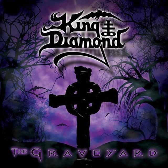 King Diamond GRAVEYARD Vinyl Record
