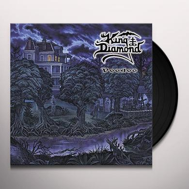 King Diamond VOODOO Vinyl Record - UK Import