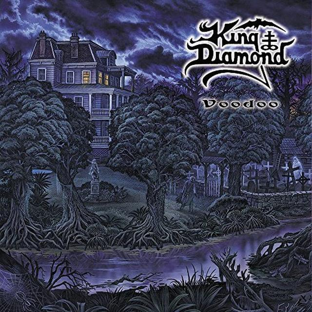 King Diamond VOODOO Vinyl Record
