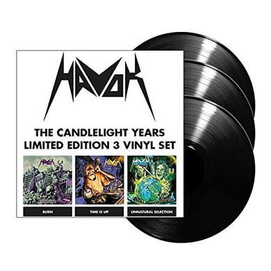 Havok CANDLELIGHT YEARS-VINYL SET Vinyl Record - UK Import
