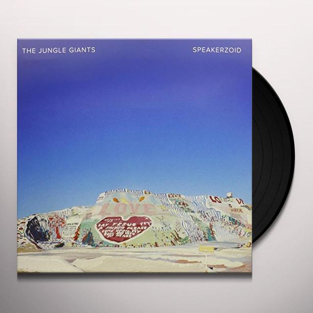 The Jungle Giants SPEAKERZOID Vinyl Record - Australia Import