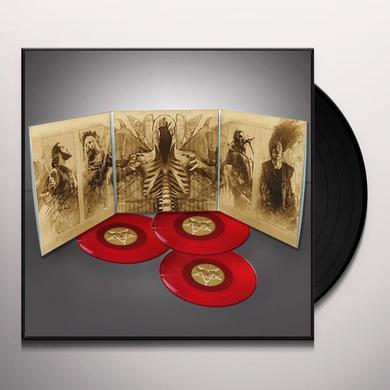 Rotting Christ LUCIFER OVER ATHENS Vinyl Record - UK Import