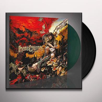 Hate Eternal INFERNUS Vinyl Record - UK Import