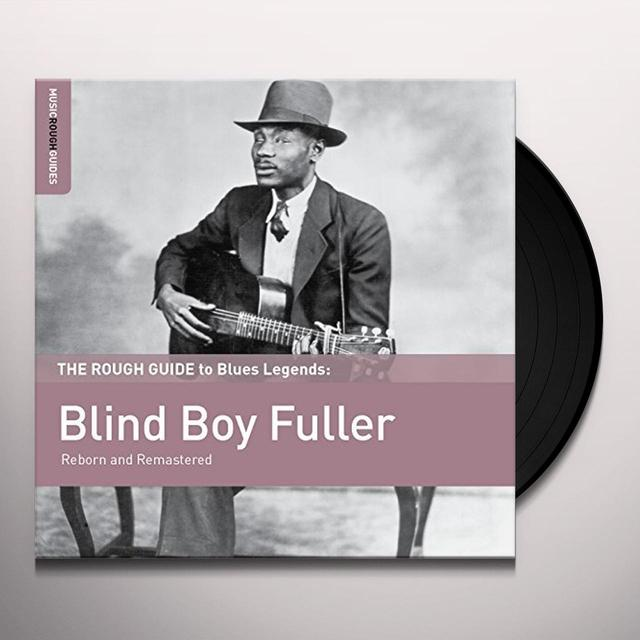 ROUGH GUIDE TO BLIND BOY FULLER Vinyl Record - UK Import