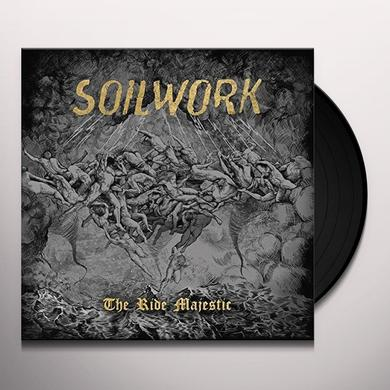 Soilwork RIDE MAJESTIC Vinyl Record - UK Import